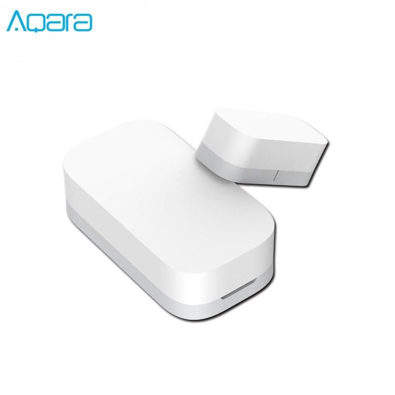 Original Mijia Aqara Window Door Sensor MCCGQ11LM Smart Home Device Security Detector ZigBee For Xiaomi Mi Home Apple Homekit