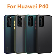 Hit color Frosted Case For Huawei P40 Pro mate30/mate 30 Pro P30 pro Luxury Shockproof Case For Honor v30 pro Soft silicone new hit color frosted case for huawei p40 pro mate30 mate 30 pro p30 pro luxury shockproof case for honor v30 pro soft silicone new