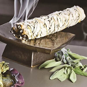 Home-Fragrance Purification California White Sage Smoking Pure-Leaf Multiple-Pieces