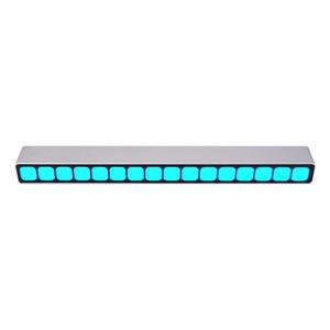 Image 2 - 16 רמת שליטת קול רמת חיווי כחול LED מונו VU מטר אודיו מוסיקה ספקטרום לוח AGC עבור MP3 רמקול מגברי DIY