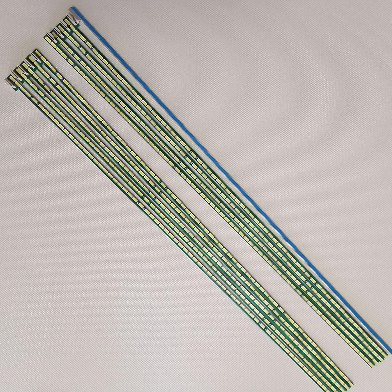 50 комплектов = 100 шт. светодиодных лент для подсветки LG 49UB8800 49UB8200 49UF695V 6922L-0128A 6916l1722C 6916l1723C 49UB8300 49UB820V 49UB850V