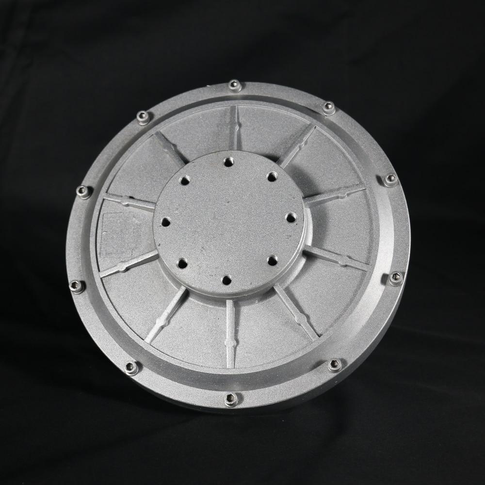 uso do motor gerador alternador 04