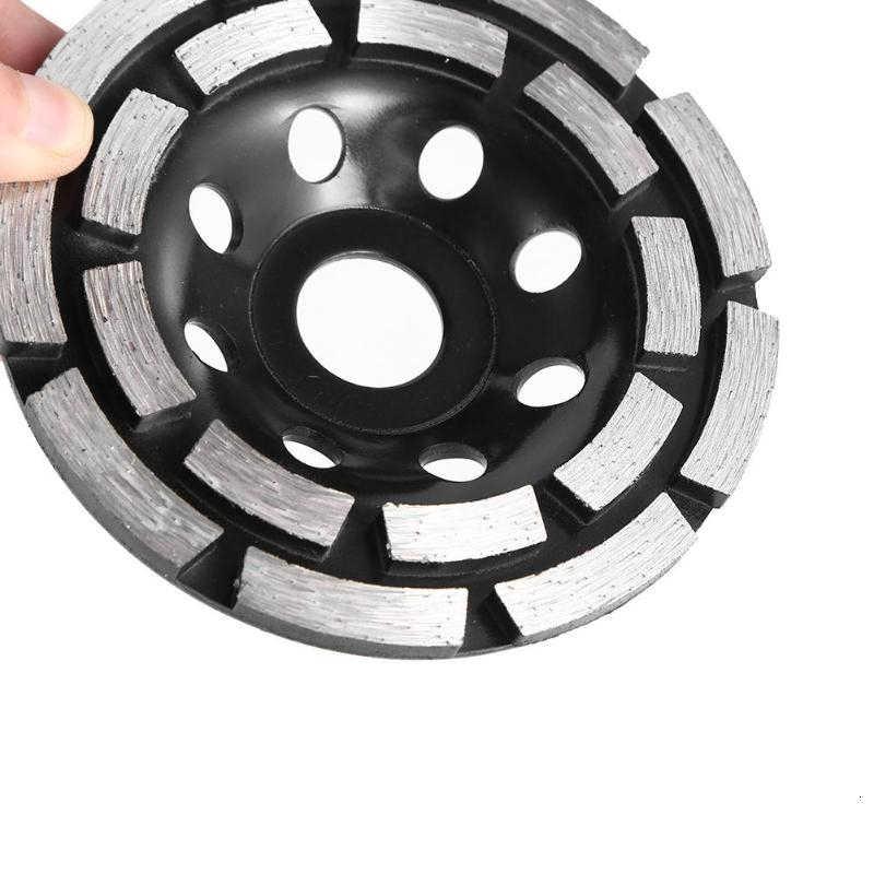 Diamant Klingen Schleifen Disc Winkel Grinder Schneiden Rad Beton Schleifmittel Werkzeug Metallbearbeitung Schleifen Rad Tasse Schärfen Sah