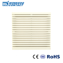 3323-300 Air Filter Panel Easily Replaceable Exhaust Fan waterproof Electrical Cabinet Air Filter Grille Ventilation without Fan