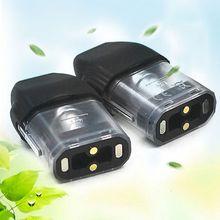 4 sztuk paczka wkład zapasowy 2ml Vape Pod dla UWELL Caliburn Kit elektroniczny papieros Vape Pod tanie tanio CN (pochodzenie)