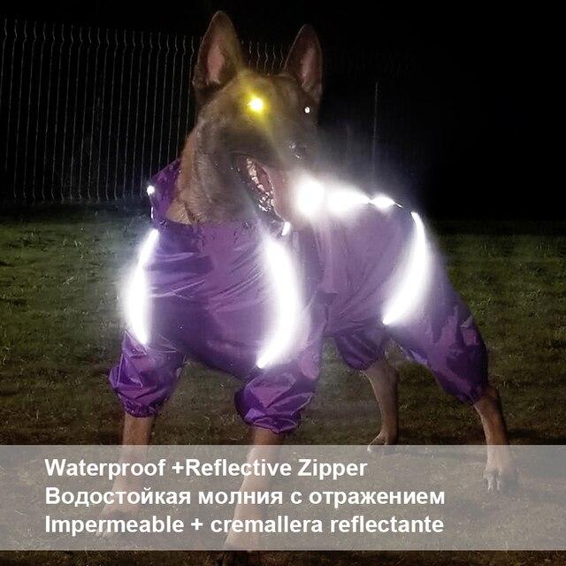 Reflective Waterproof Jumpsuit 6