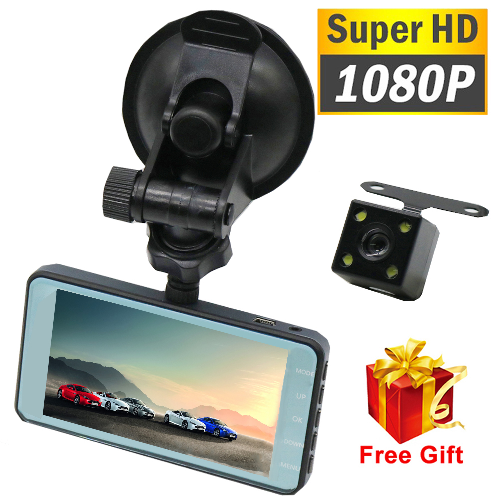 J16 Car DVR Dash Camera 1080 Full HD