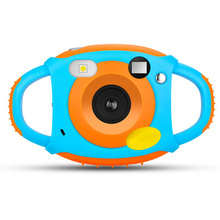Kids Digital Camera Anti-Drop Children Video Camcorder Playback TV Output EM88