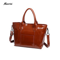 2020 Soft Leather Women Handbags Crossbody Shoulder Bags For Women High Quality Messenger Bag With Pockets Tote Ladies