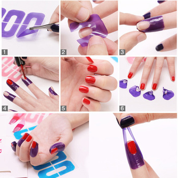 200set/lot Mix Styles Eco-Friendly Material Nail Stickers 18.5x8cm Nail Oil Spill U Style Nail Art Supplies HA1836