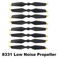 8 stück Ersatz 8331 Geräuscharm Propeller für DJI MAVIC PRO Platin Drone Ersatzteile Requisiten Klapp Klinge Zubehör Flügel-in Propeller aus Verbraucherelektronik bei
