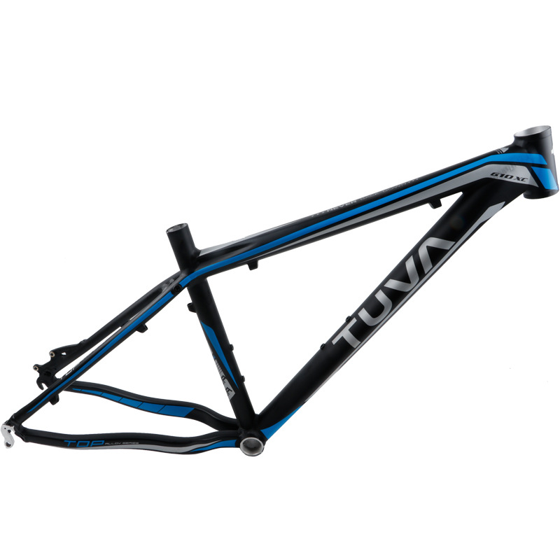 MTB Bike TUVA 610XC Mountain Bicycle Ultra-light 1.5KG 26*16 Inch Aluminum Alloy  Frame