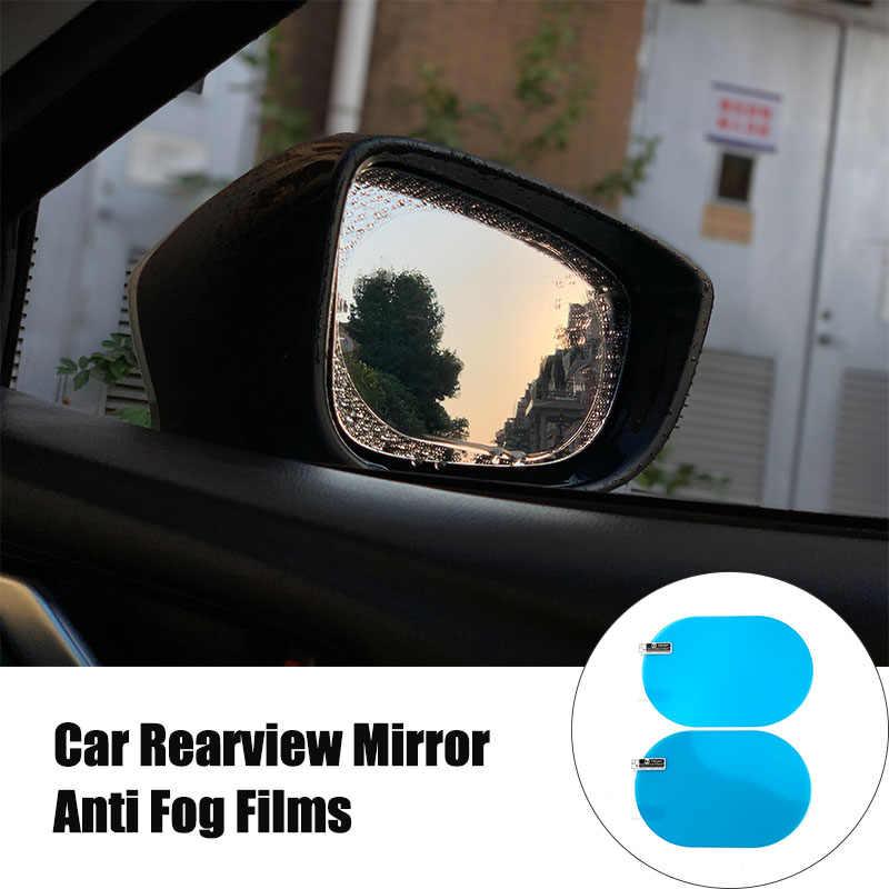 2Pcs Car specchio retrovisore impermeabile anti-fog pellicola Per Renault Koleos Fluenec Kangoo Latitude Sandero Kadjar Captur Talismano mega
