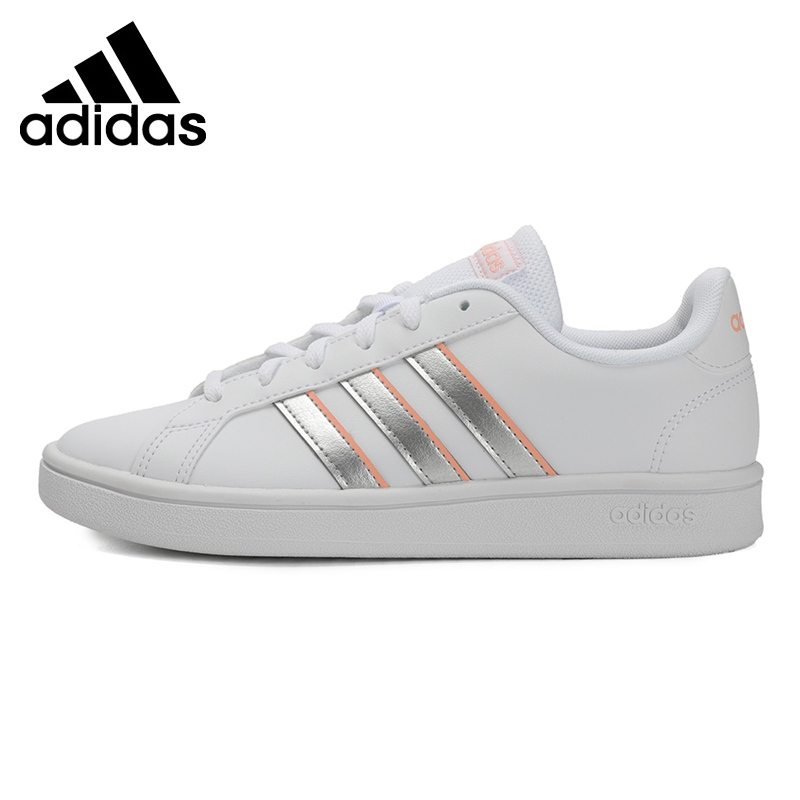 Original New Arrival Adidas GRAND COURT BASE Women's Tennis Shoes Sneakers