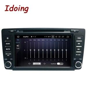 Image 3 - 안드로이드 10 4G + 64G 8 코어 2Din 스티어링 휠 Skoda Octavia 2 차량용 멀티미디어 DVD 플레이어 1080P HDP GPS + Glonass 2 Din