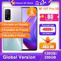 Смартфон Xiaomi Mi 10T Pro, 8 ГБ ОЗУ 128/256 Гб ПЗУ, Восьмиядерный процессор Snapdragon 865, 144 Гц, камера 6,67 МП, 5,7 дюймовый сенсорный экран