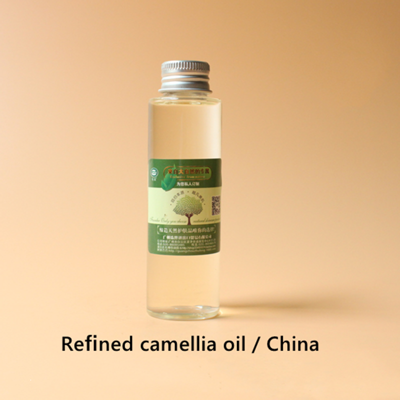 Купить с кэшбэком Camellia oil China, rich in vitamins, good weight loss effect, increase skin elasticity, remove wrinkles, green and natural