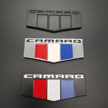 1 шт 3d Металл Для camaro эмблема передний правый или левый