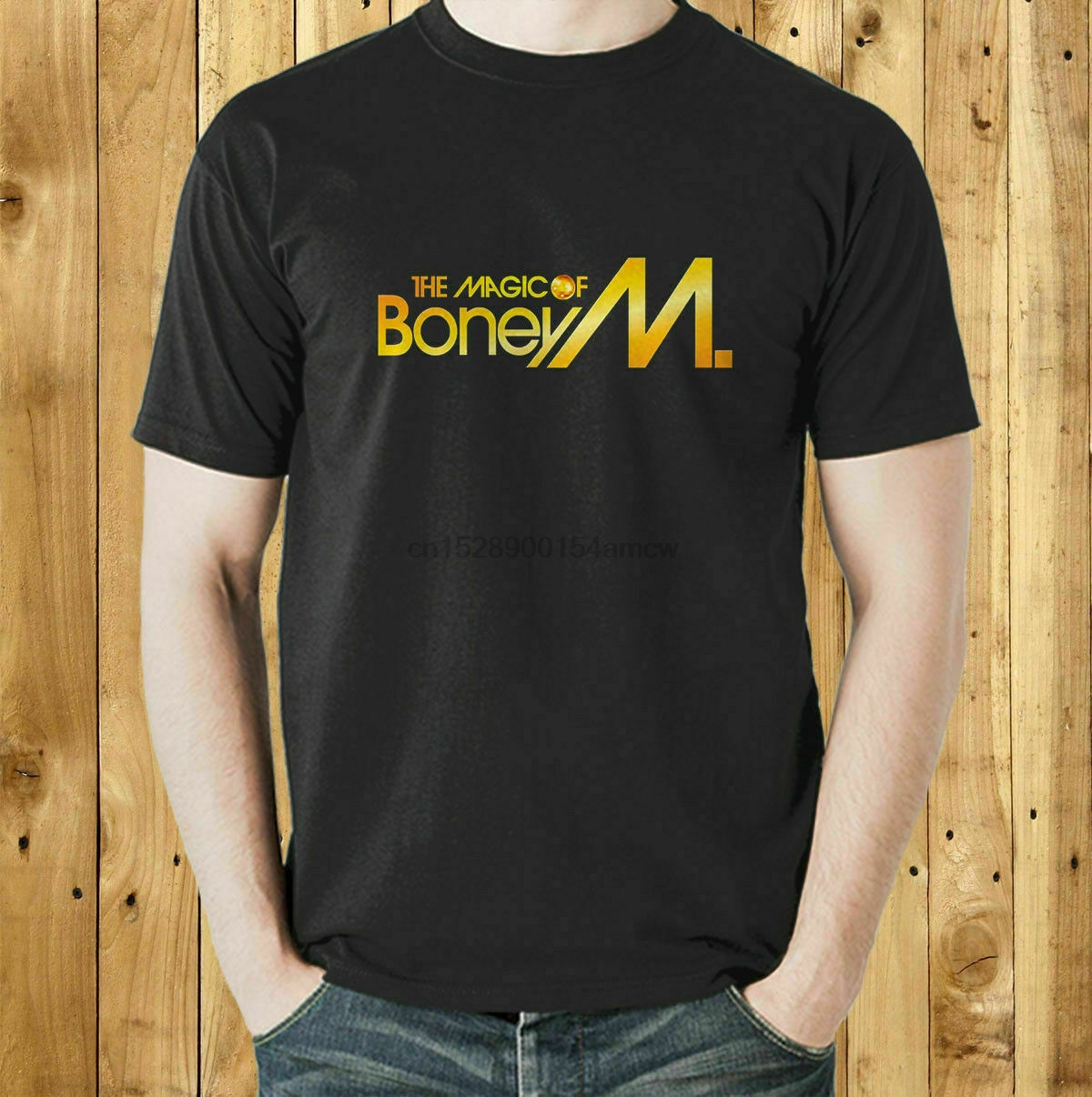 New Boney M 45th Anniversary Thank You For The Memories T Shirt S-5XL