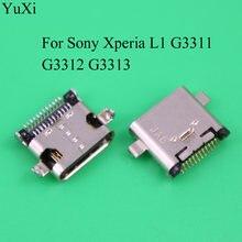 Ленточный модуль yuxi micro usb для sony xperia l1 g3311 g3312