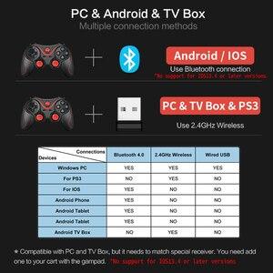 Image 4 - データカエルワイヤレスbluetoothゲームパッドサポート公式アプリのiphoneのandroidスマートフォンのためのPS3 pcのtvボックス