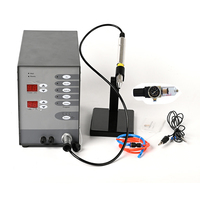 Stainless Steel Spot Laser Welding Machine Automatic Numerical Control Pulse Argon Protectio Arc Soldering Jewelry gold Welder