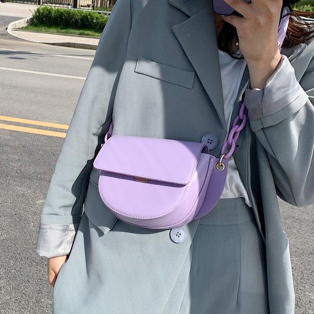 Bags For Women 2020 Fashion Small Shoulder Bag Female Handbags And Purses Saddle Bag