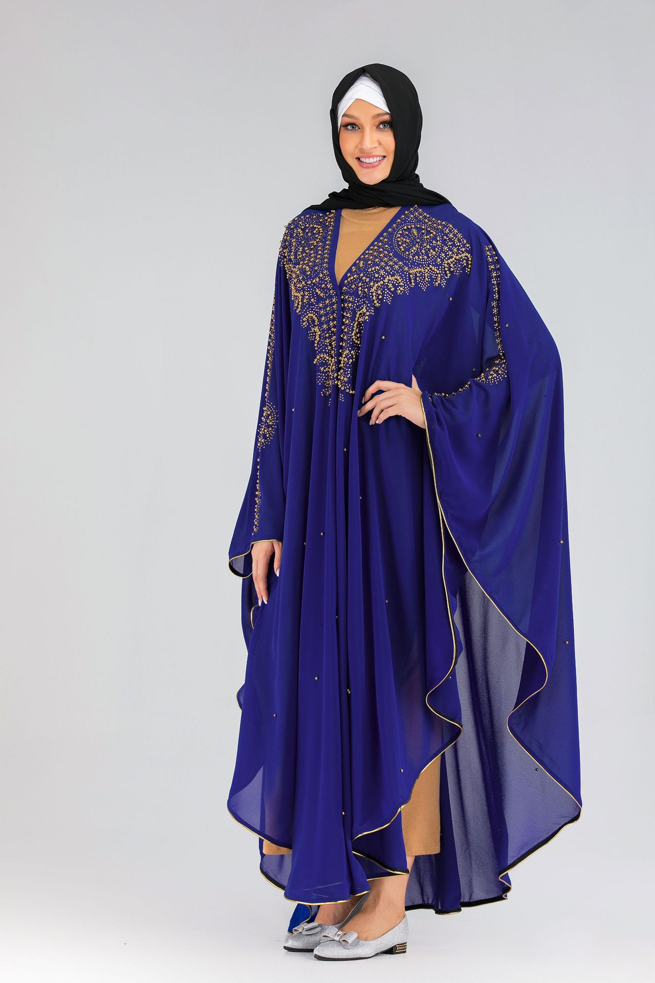 Niqab Dubai Abaya Kimono Muslim Cardigan Hijab Dress Abayas For Women Kaftan Caftan Maroc Turkish Islamic Clothing Djelaba Femme