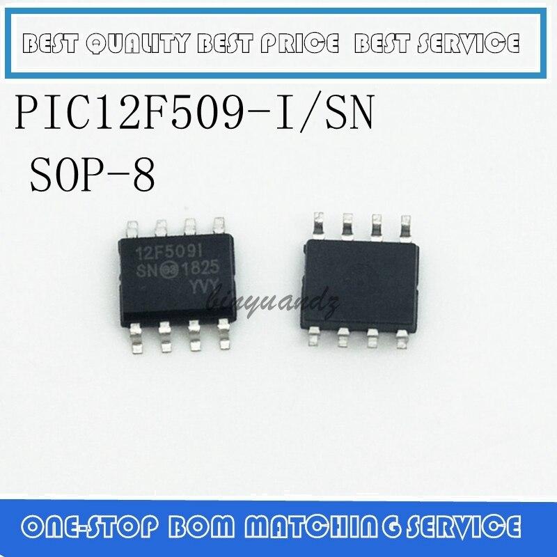 5PCS~10PCS PCS PIC12F509 PIC12F509-I/SN SOP-8