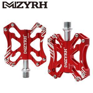 MZYRH педали для велосипеда из алюминиевого сплава, подшипник для горного велосипеда, супер светильник, педали для велоспорта