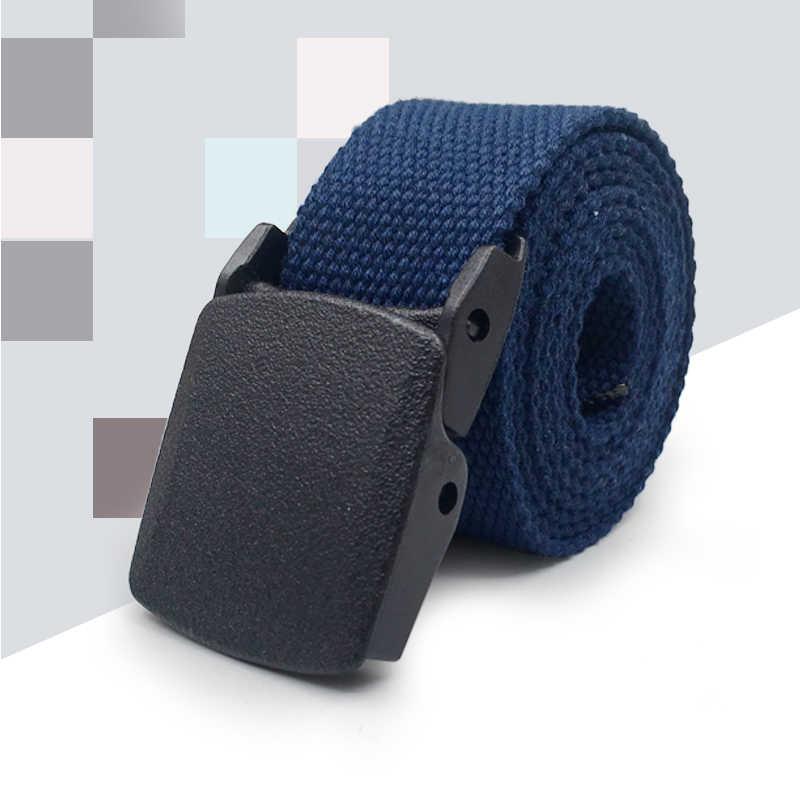 Degli uomini della Cinghia di Nylon Cintura In Tessuto militare outdoor tactical Belt Army Stile Cinturon cinture maschili per gli uomini di lusso ceinture tissu homme