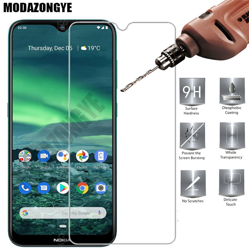 Screen Protector For Nokia 2.3 Tempered Glass For Nokia 2.3 TA-1209 TA-1206 TA-1211 TA-1214 TA-1194 Nokia2.3 Protective Film