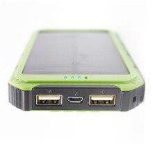 Solar Energy Mobile Power Bank Nesting Portable Wear-resistant Mobile Power Box AS99