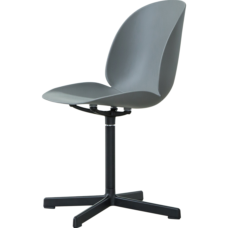 Nordic Household Comfortable Writing Chair Simple Stool Back Office Chair Swivel Chair Computer Chair