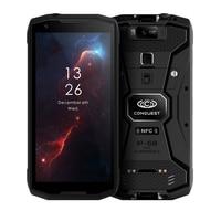 Conquista s12 pro ip68 impermeável smartphone 5.99