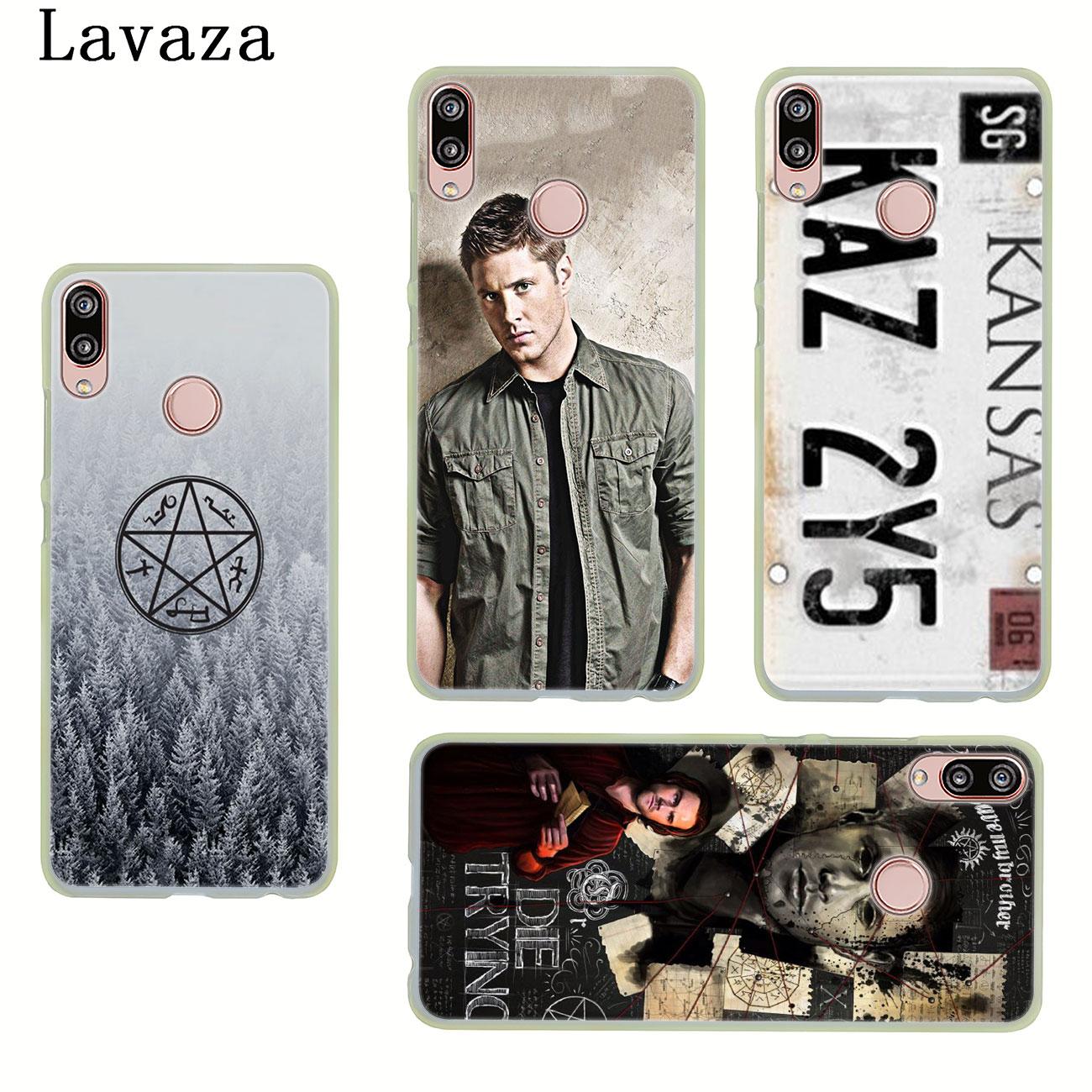 Lavaza Supernatural Jared Padalecki Phone Case for Huawei P30 P20 P10 P9 Plus P8 Lite Mini 2017 2016 P smart Z 2019