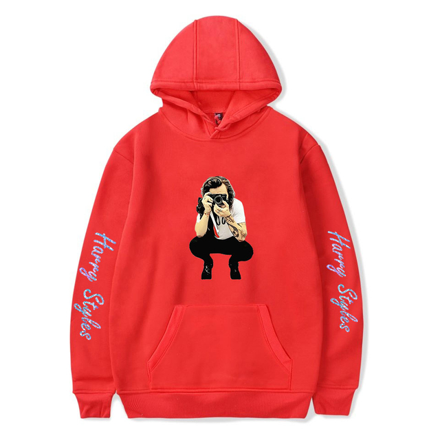 HARRY STYLES THEMED HOODIE (28 VARIAN)