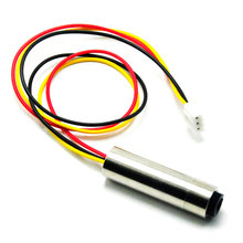 5VDC 650nm 30mW Red Laser Diode Module Focus Dot Head w/TTL 0-15KHz 12mmx30mm