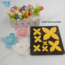 Scrapbook cut sky summer new combination flower scrapbook mold is suitable for home decoration to dress up your
