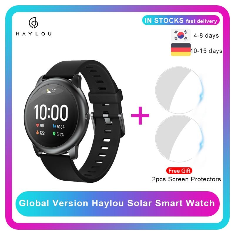 Haylou Sleep-Monitor Smart-Watch Ip68 Waterproof Android Sport Men Women Men
