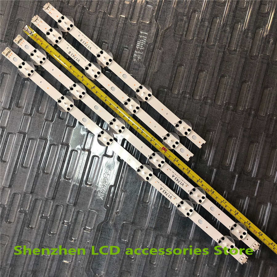 20Pieces/lot LED Strip For LG 43