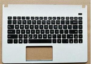 Image 4 - Tout neuf et original pour ASUS X401 X401A X401U F401A C coque repose paume clavier rose rouge noir blanc