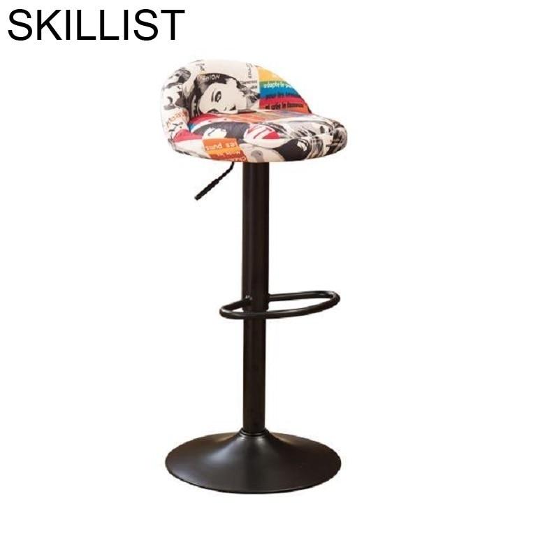Ikayaa Todos Tipos Sedie Cadir Kruk Table Tabouret De Comptoir Banqueta Fauteuil Stoelen Silla Stool Modern Cadeira Bar Chair