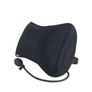 Image 3 - Conception orthopédique gonflable portative de coussin de soutien lombaire/oreillers de Massage pour loreiller de soutien lombaire de soulagement de douleur de dos