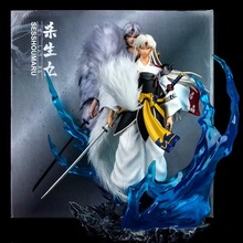 Model-Doll Action-Figure-Toy Inuyasha Japanese Anime Game Statue Collection Sesshoumaru