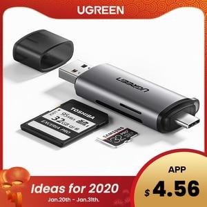 Ugreen Card Reader USB 3.0 Typ