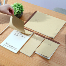 4PCS Sketchbook Diary Drawing Painting Graffiti Small Soft Cover Blank Paper Notebook Memo Pad School Office Pads Stationery creative stationery kraft paper notebook sketchbook plain cahier note pad copybook diary soft copybook for school n050