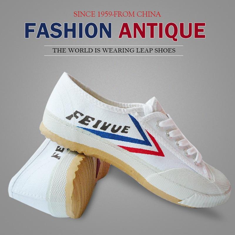 Feiyue кунг-фу спортивная обувь занятий тхэквондо Школа Прогулки Кроссовки Для мужчин Для женщин тай-чи обувь для Для мужчин и китайский martia ушу