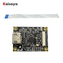 Placa adaptadora para Raspberry Pi 4B 3B + HDMI a CSI 2, TC358743XBG, entrada HDMI de hasta 1080p25fp