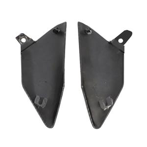 Image 5 - Motorcycle Rear Tail Exhaust Side Covers Panel Fairing Cowl for Honda CBR 600 RR CBR600RR 2007 2008 2009 2010 2011 2012